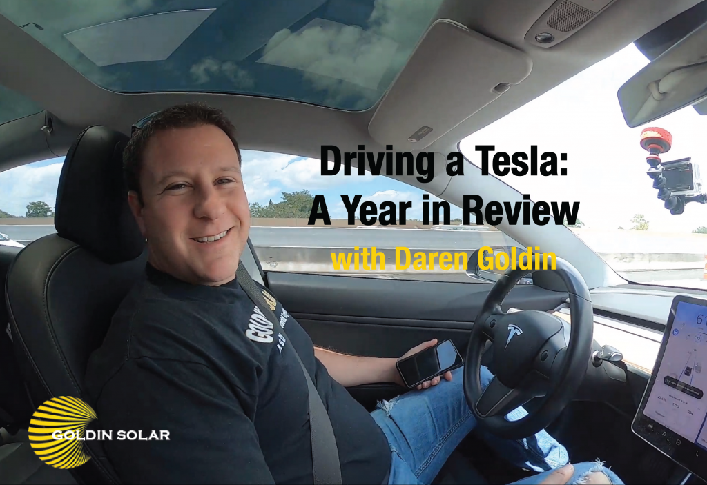 Driving Tesla year in Review with Daren Goldin