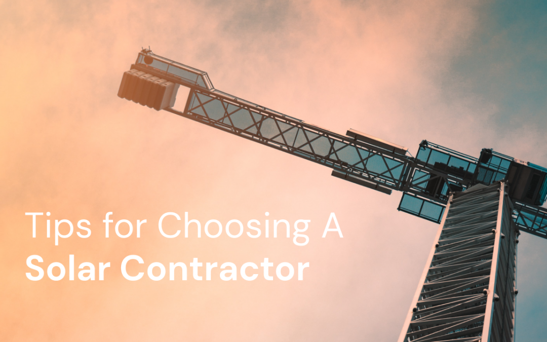 Eight Tips for Choosing a Solar Contractor in Florida